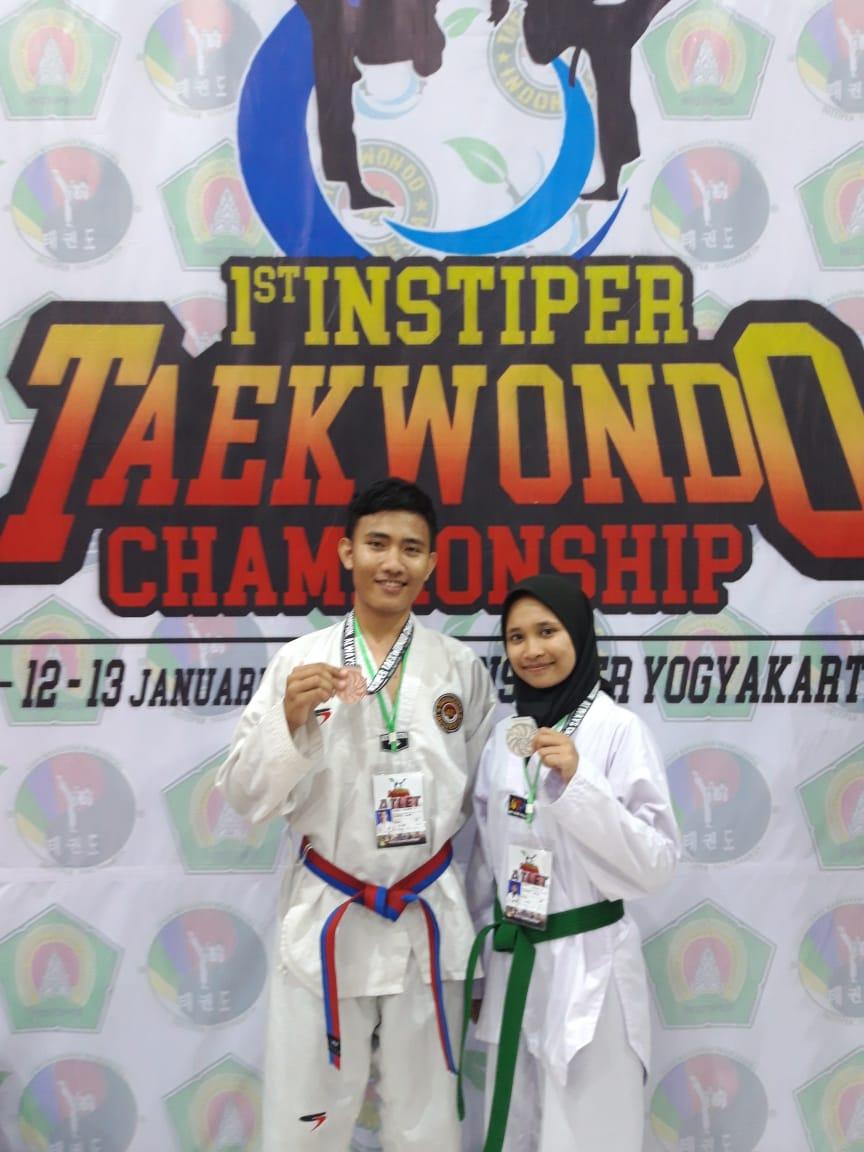 TLM UNISA Meraih Kejuaraan Taekwondo Tingkat Nasional