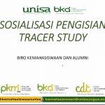 "Sapa Alumni: ""Sukseskan Tracer Study 2021"""