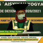 Wisuda Perdana Prodi TLM UNISA