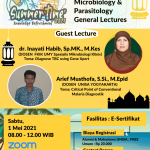 """WEBINAR SUMMER TIME 2021 #2 Special Ramadhan """"Microbiology & Parasitology General Lectures"""""""